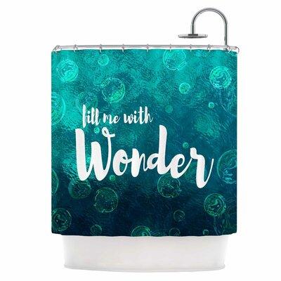 Wonder 2 Shower Curtain