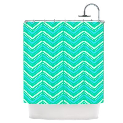 Symetrical Shower Curtain