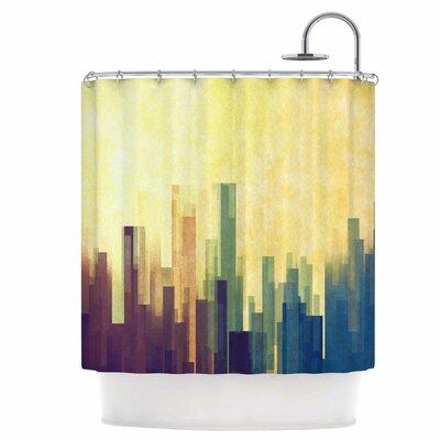 Cloud City Shower Curtain