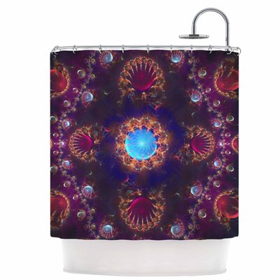 Jewels Shower Curtain