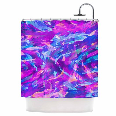 Motley Flow II Shower Curtain