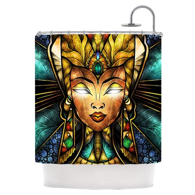 Nefertari Shower Curtain