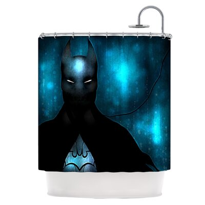Dark Knight Shower Curtain