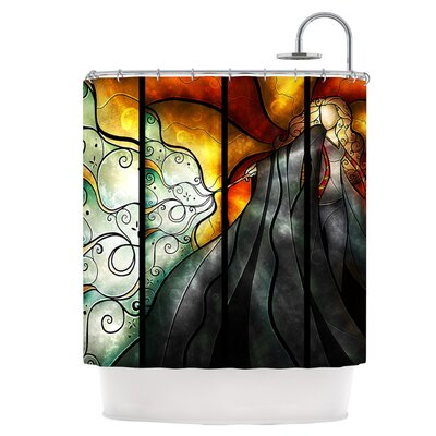 Expecto Patronum Shower Curtain