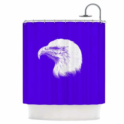 Blind and Silent Shower Curtain
