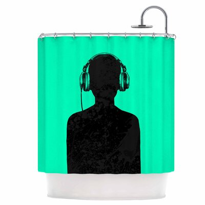 Music Shower Curtain