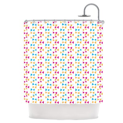Lets Celebrate Shower Curtain