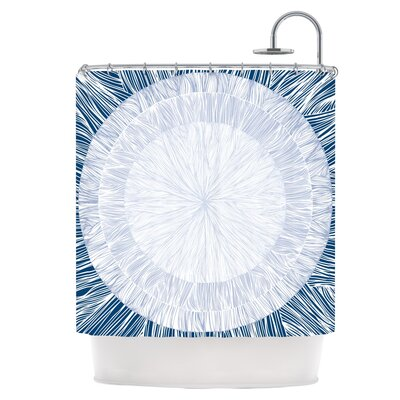 Pulp Shower Curtain