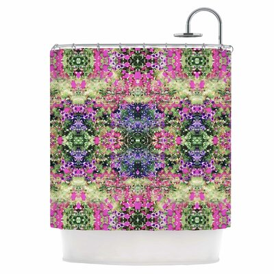 Cascade Reflections Shower Curtain