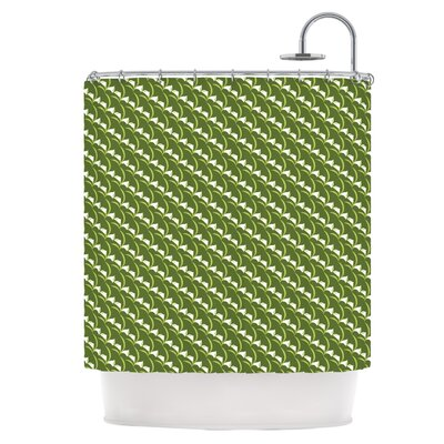 Deco Calla Lily Shower Curtain