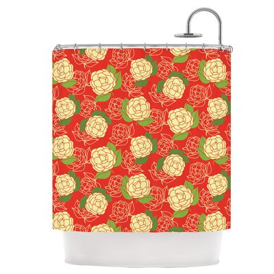 Cammelia Shower Curtain