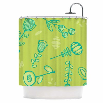 Too Shower Curtain