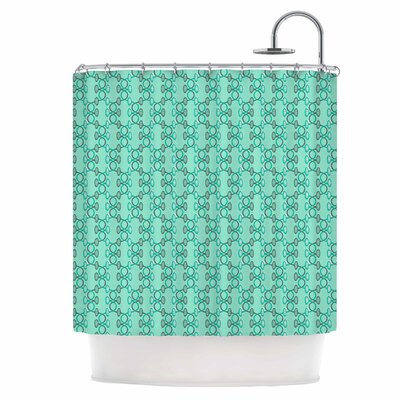Mod Pod Shower Curtain