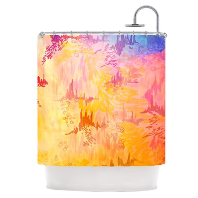 Sky Risers II Shower Curtain
