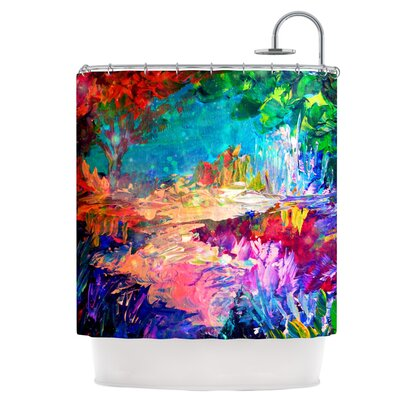 Welcome to Utopia Shower Curtain