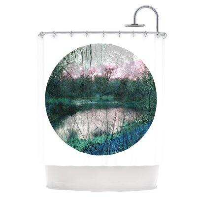 Swamp Shower Curtain