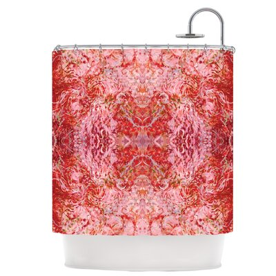 Chili Shower Curtain