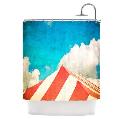 The Big Top Shower Curtain