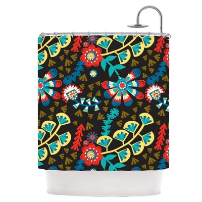 Wycinanka Shower Curtain