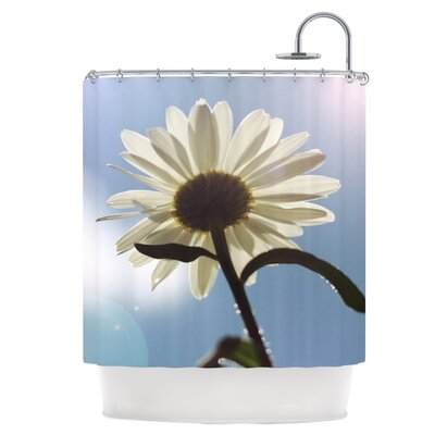 Daisy Bottom Shower Curtain