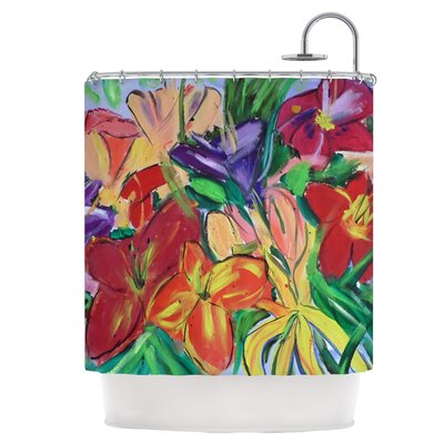 Matisse Styled Lillies Shower Curtain