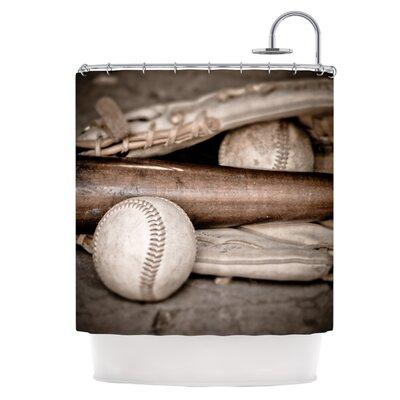 Ball Shower Curtain
