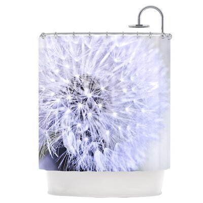 Lavender Wish Shower Curtain