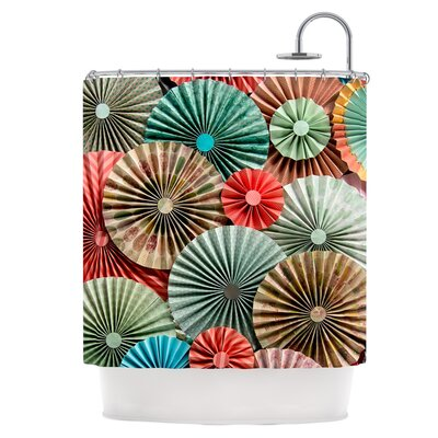 Sherbert Shower Curtain