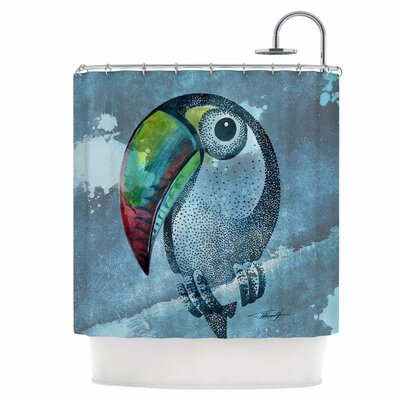 Tucan Shower Curtain