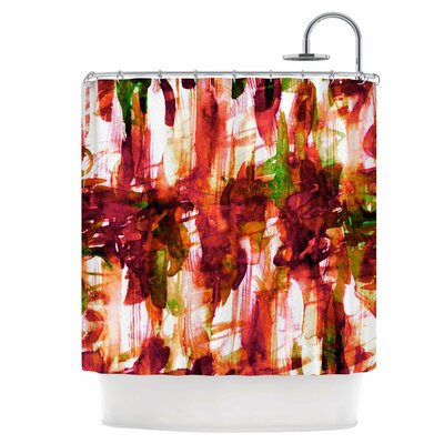Noise 2 Shower Curtain
