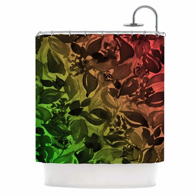 Blossoms Unchained 3 Shower Curtain