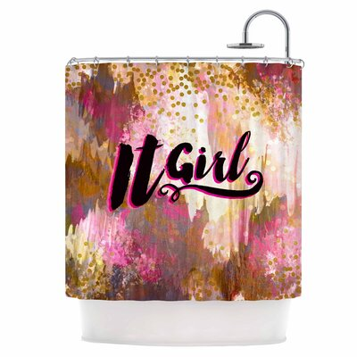 It Girl Shower Curtain