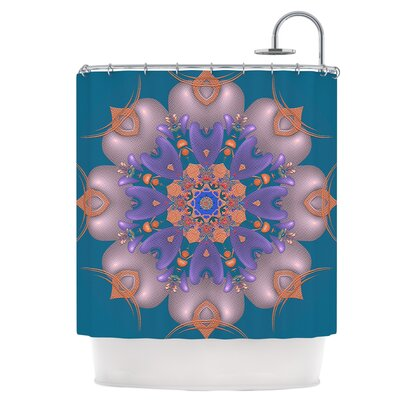 Whisker Lily Shower Curtain