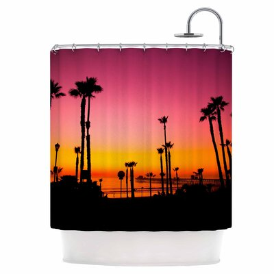 Pacific Dream Shower Curtain