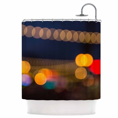 Tremont Bokeh Shower Curtain