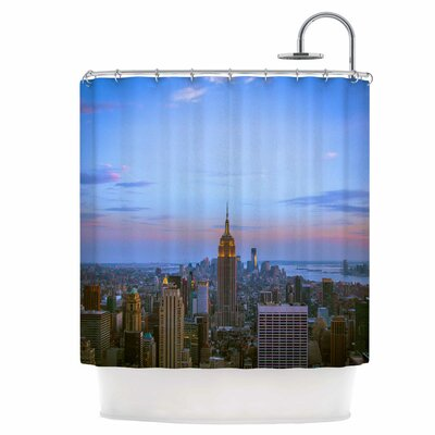 Empire State of Mind Shower Curtain