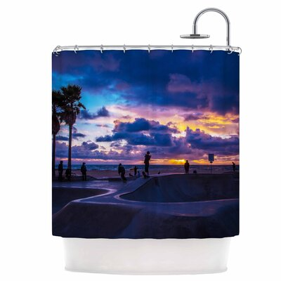 Dogtown Shower Curtain