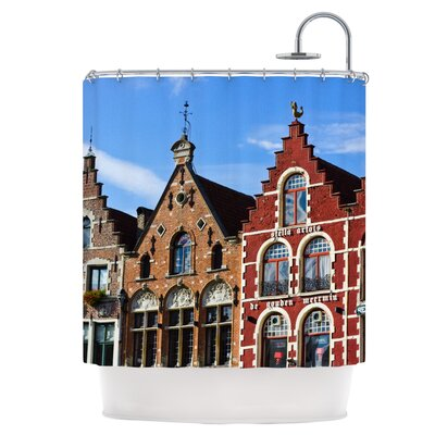 Inbruges Shower Curtain