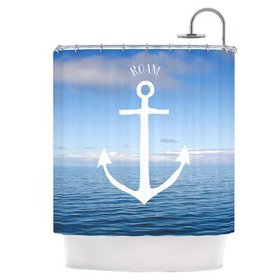 Roam III Shower Curtain