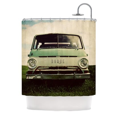 Dodge Shower Curtain