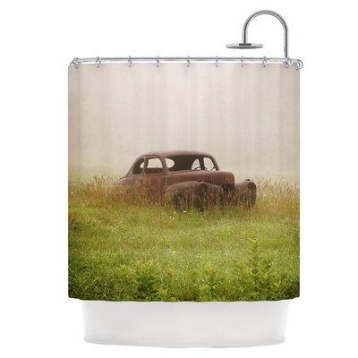 Forgotten Car Shower Curtain