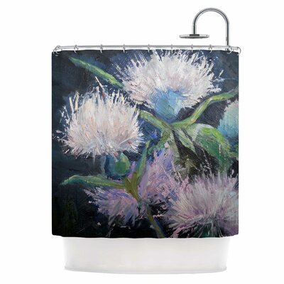 Thistle Love Shower Curtain