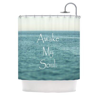 Awake My Soul Shower Curtain