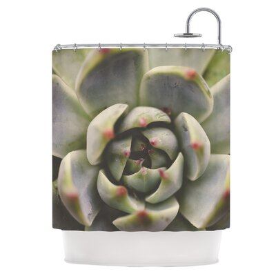 Desert Succulent Shower Curtain