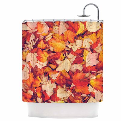 Scarlet Shower Curtain