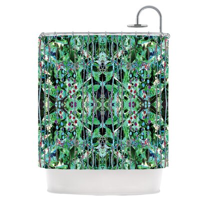 Grun Shower Curtain