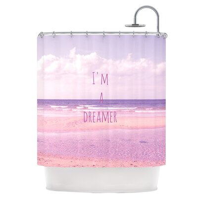 Im A Dreamer Shower Curtain