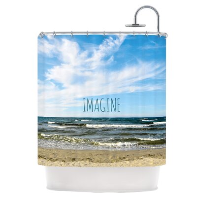 Imagine Shower Curtain