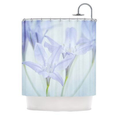 Triplet Lily Shower Curtain