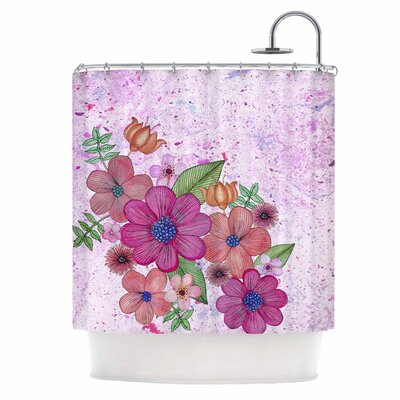 My Garden Shower Curtain